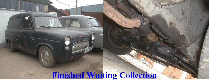 Workshop Projects. 300E ratrod