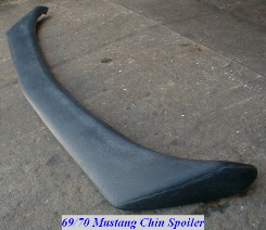 Upright Pop, Model`Y`, 69/70 Mustang Spoiler, Etc.. Mustang Spoiler